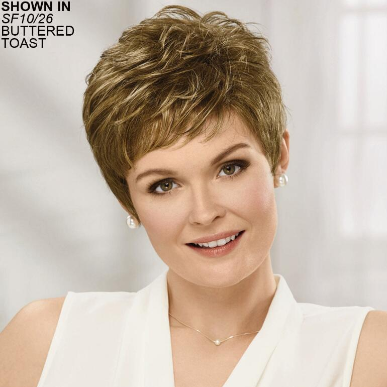 Free Spirit WhisperLite® Comfort Stretch Wig by Paula Young®