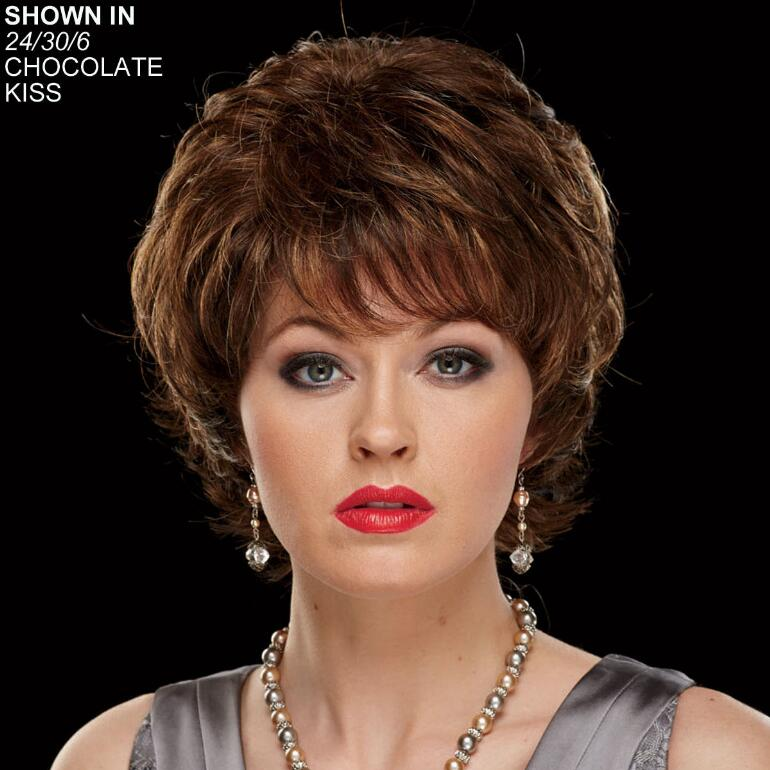 Sheer Spellbound Hand-Tied WhisperLite® Wig by Couture Collection