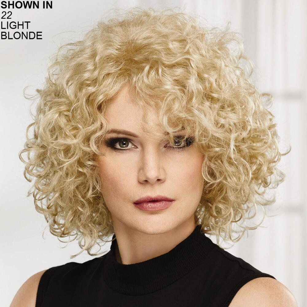 curly hair wigs natural looking curly wig styles for women paula