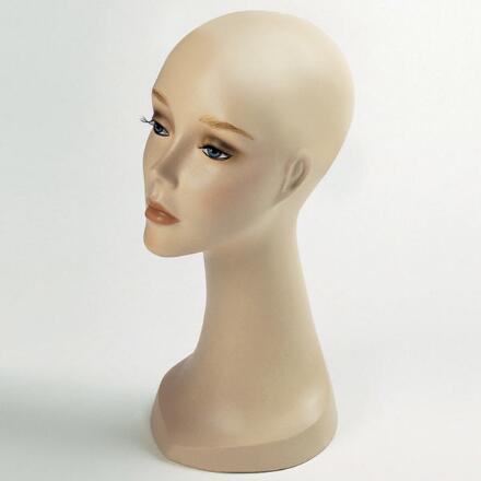 Deluxe Mannequin Head