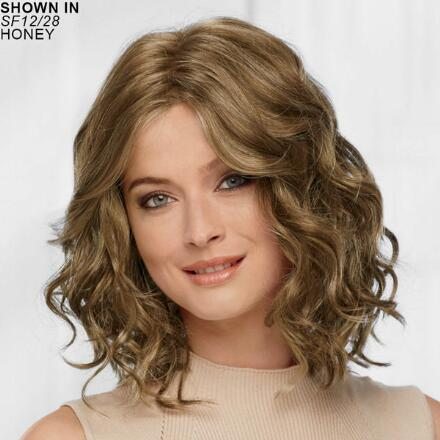 Sparkle WhisperLite® Monofilament Wig by Paula Young®