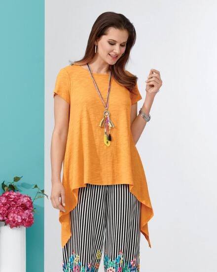 Charm Me Necklace Tunic