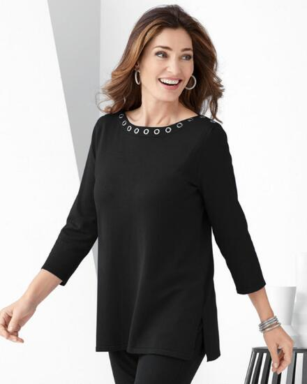 Now or Never Sweater Tunic