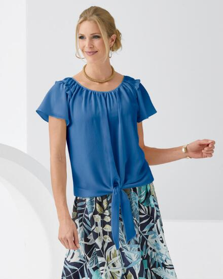Like It or Knot Top