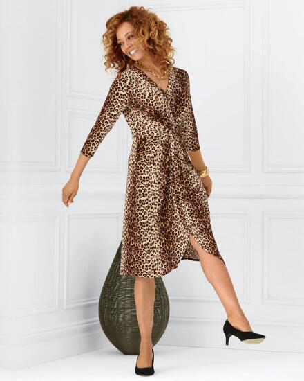 Ready to Roar Dress
