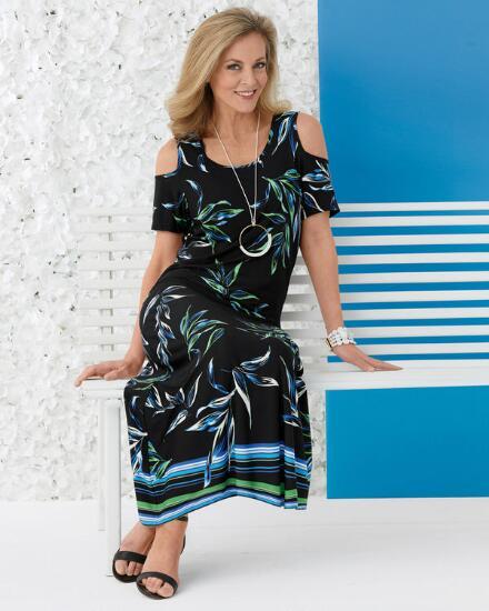 Riviera Ready Maxi Dress