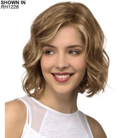 Violet Lace Front Wig by Estetica Designs