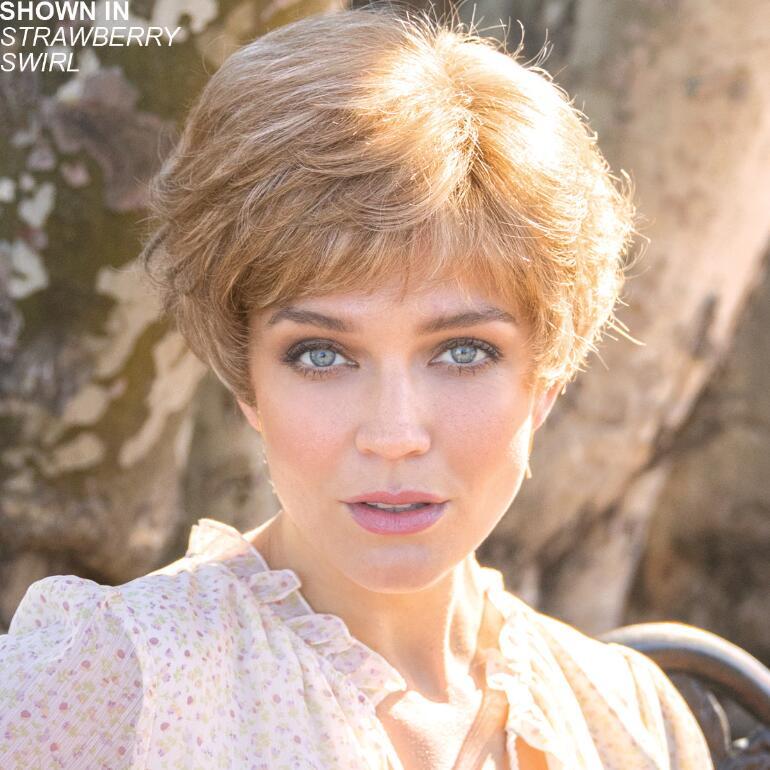Alyssa Monofilament Wig by Amore®