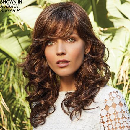 Brittany Monofilament Wig by Amore®