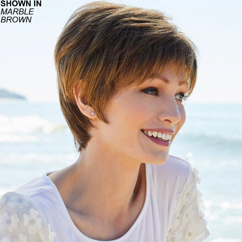Connie Monofilament Wig by Amore®