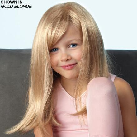 Miley Monofilament Children's Wig by Amore®
