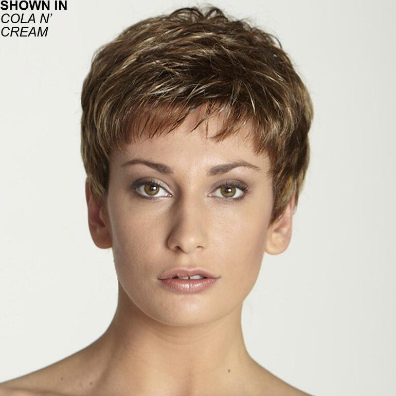 Olivia Human Hair Blend Wig by Revolution Collection