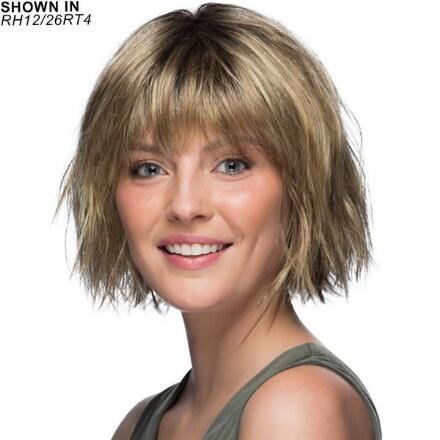 Holland Lace Front Monofilament Wig by Estetica Designs