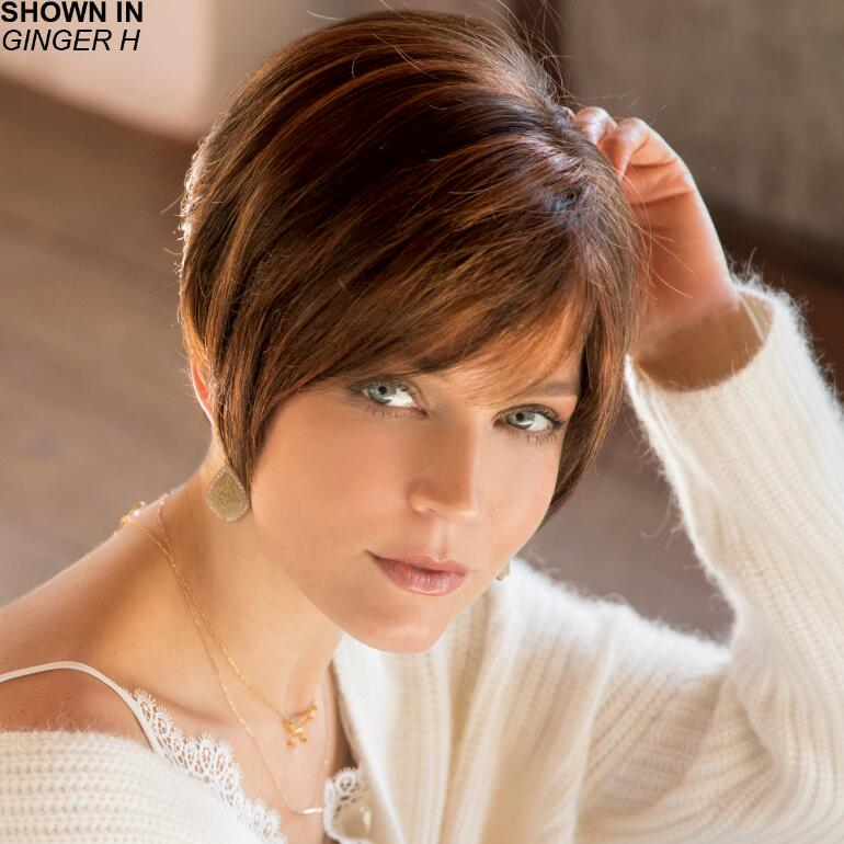 Tiana XO Monofilament Wig by Amore®