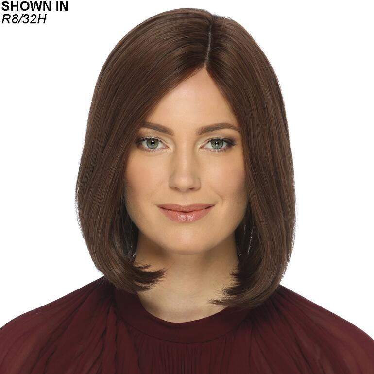 Heaven Monofilament Remy Human Hair Wig by Estetica Designs