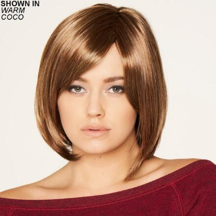 Florida II Hand-Tied Monofilament Wig by Dream USA