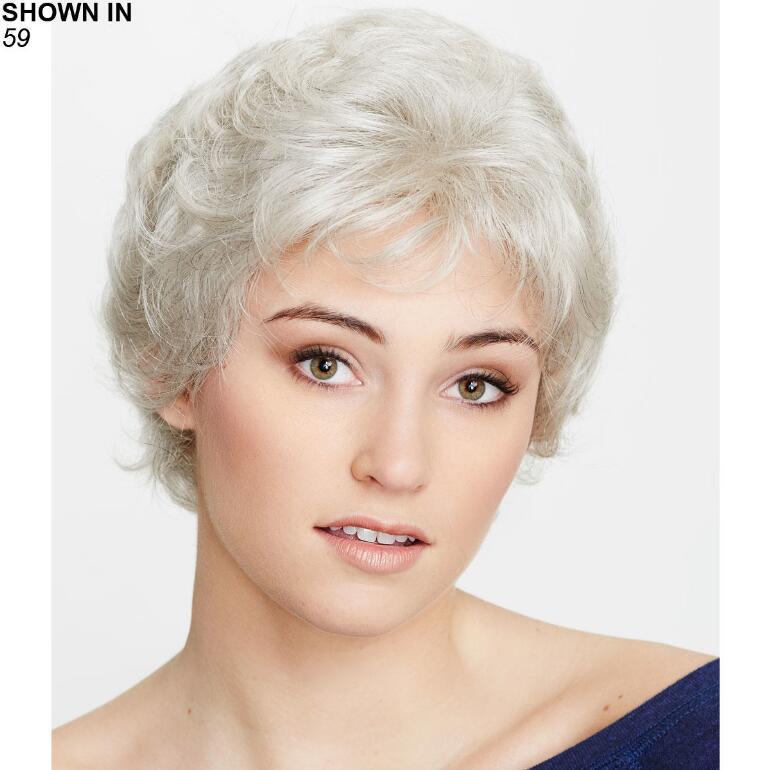 Mesa Hand-Tied Monofilament Wig by Dream USA