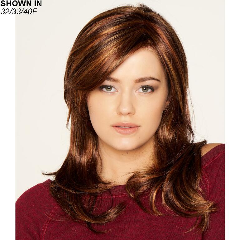 Carolina Lace Front Monofilament Wig by Dream USA