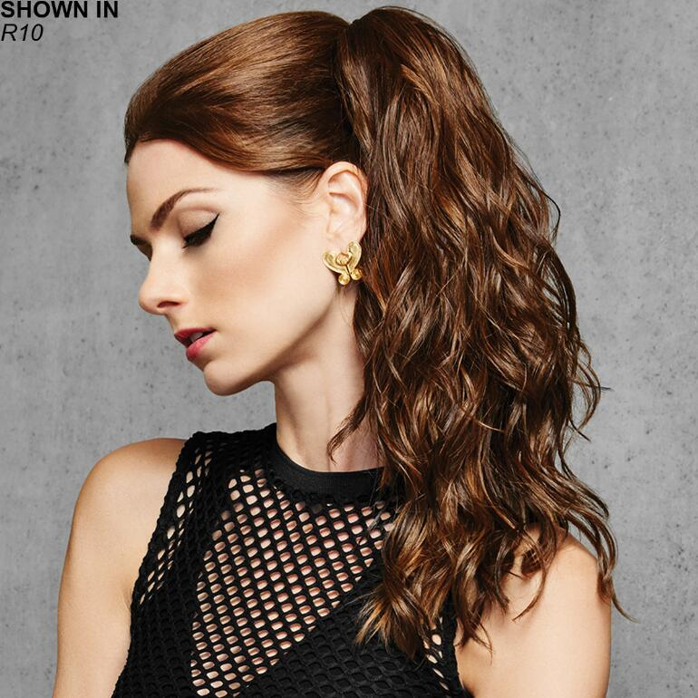 18 Simply Curly Claw Clip Pony Hair Piece by Hairdo®
