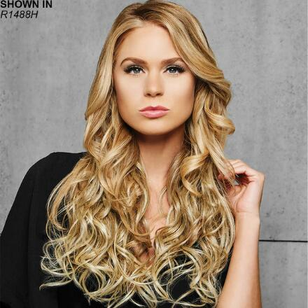 1-Pc. 22 Curly Hair Extension by Hairdo®