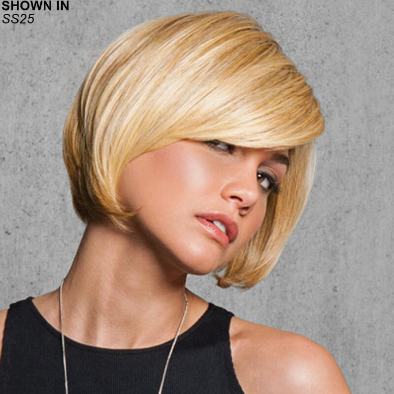 Layered Bob Wig By Hairdo Brunette Wigs Wigs Paula Young