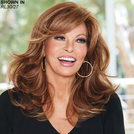 Curve Appeal Wig by Raquel Welch®