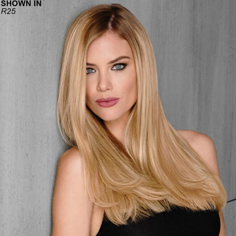 Hair extensions for women paula young 10 pc 18 100 remy human hair extension kit by hairdo pmusecretfo Choice Image