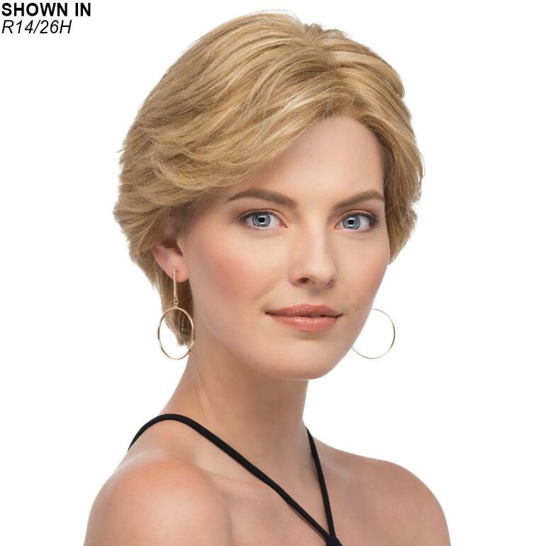 Sabrina Lace Front Remy Human Hair Wig by Estetica Designs