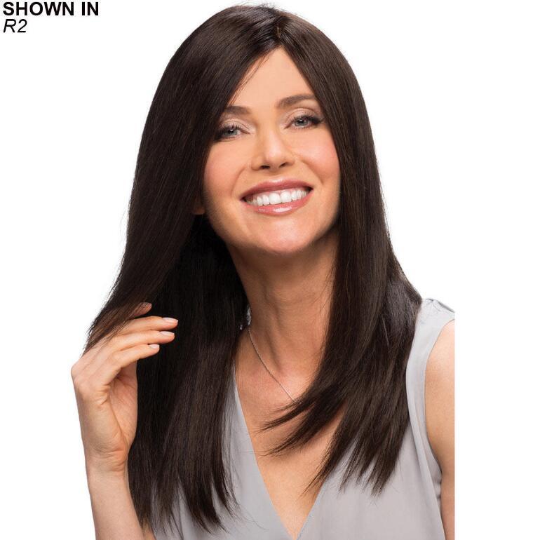 Venus Human Hair Wig by Estetica Designs