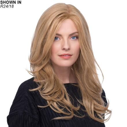 Eva Lace Front Remy Human Hair Wig by Estetica Designs