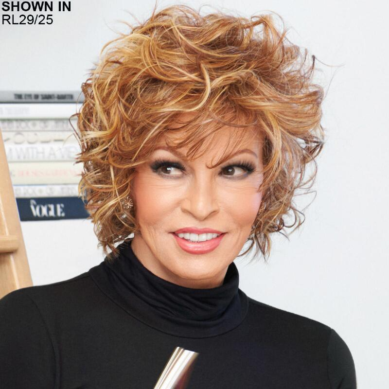 Chic Alert Lace Front Wig By Raquel Welch Raquel Welch Brands